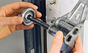 Garage Door Tracks Repair Mission Bend