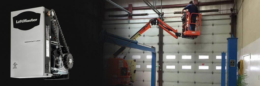 Commercial Garage Door Service Mission Bend